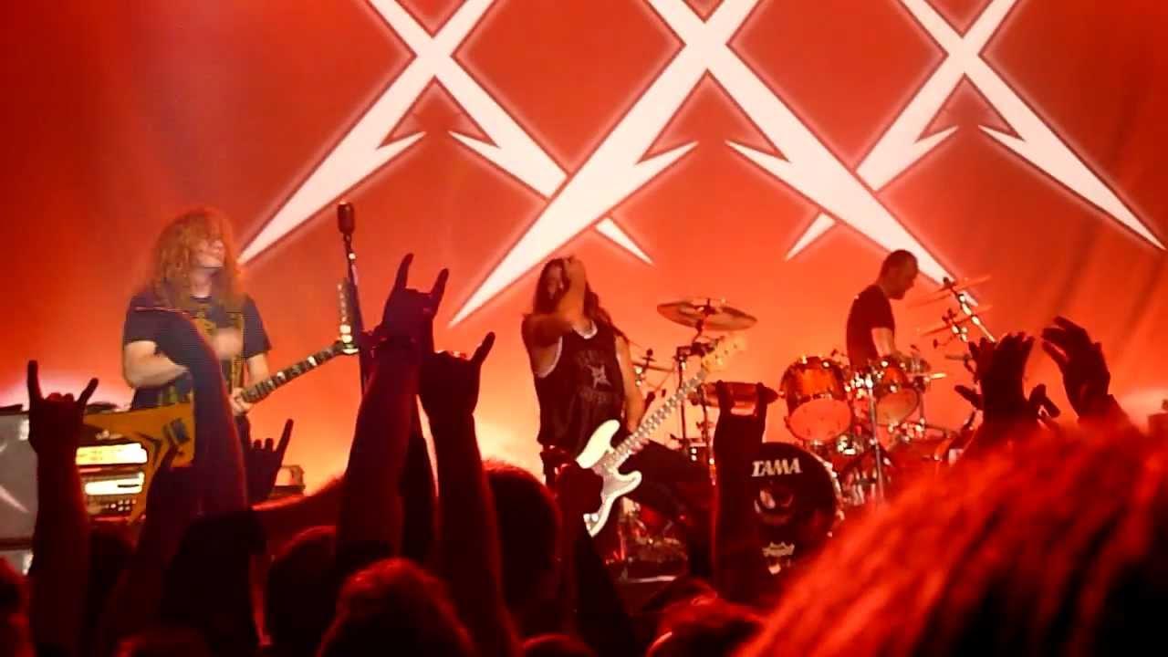 Dave Mustaine Metallica Reunion Metallica w/ Dave Mustaine