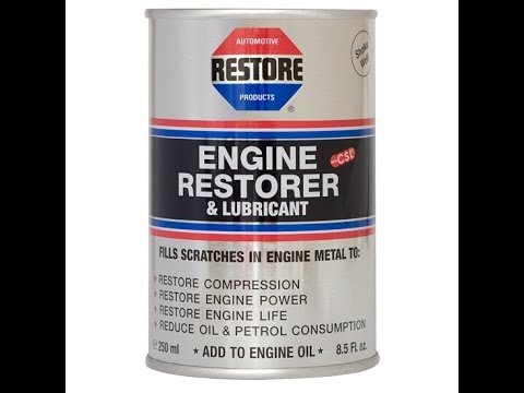 Does Engine Restore Work Youtube