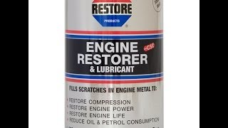 Restore Engine Treatment Work Restore Free Engine Image