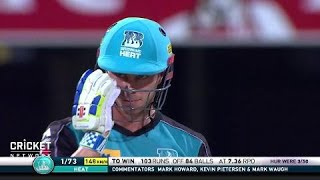 Extended version: Chris Lynn's 100 BBL sixes