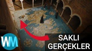 Game of Thrones 7. Sezon Fragmanındaki Saklı Kalmış Tüm Detaylar!