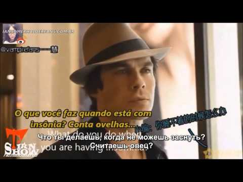 Ian Somerhalder Funny Moments