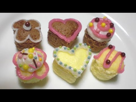 Kracie - happy kitchen #2 - Cupcakes (Edible / can eat)
