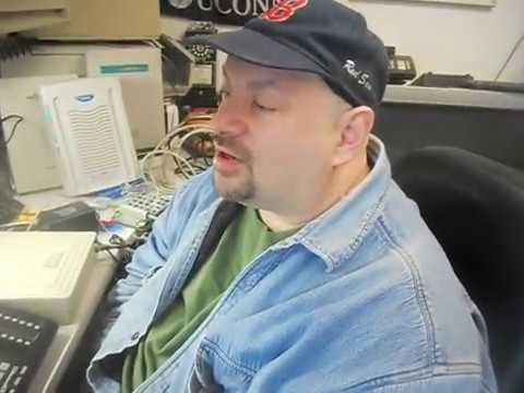 "Tony the ""Phone Man"" interview on Nortel Networks phone systems. Tony Tarascio has 30+ years as a technician working on NORTEL Networks phone systems. He is ..."