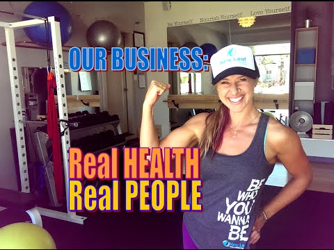 REAL HEALTH. REAL PEOPLE. REAL CHANGE. What are you waiting for?