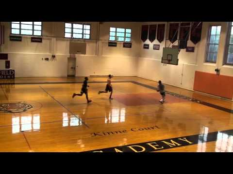 Suffield Academy Basketball Open Gym 9/11/14