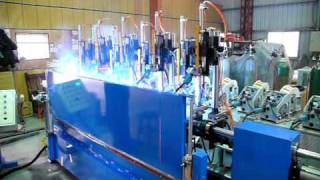 Ring Lock System - Ring Circular Welding Machine