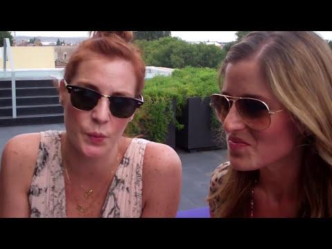 ¡Angie entrevista a María Inés!