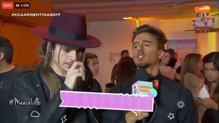 AIRBAG - Kids Choice Awards 2017
