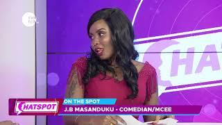 """I don't date broke men""~Kush Tracey tells JB Masanduku"