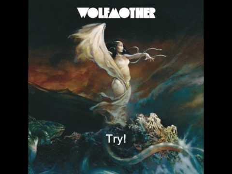 Wolfmother - Mind&#039;s Eye(Lyrics)