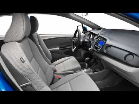 2010 Honda Insight Video