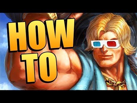 How To Hercules - SMITE Montage