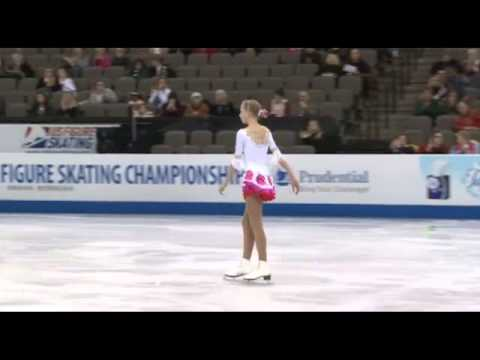 Polina Edmunds Short Program US Nationals 2013