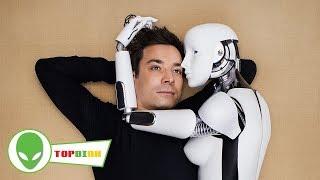 7 Robot Mang Hình Hài Con Người Thông Minh Nhất Thế Giới