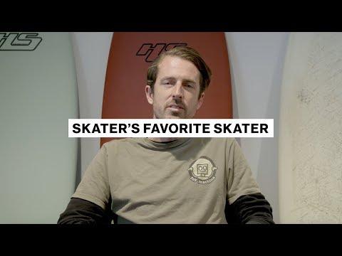 Skater's Favorite Skater: Matt Bennett