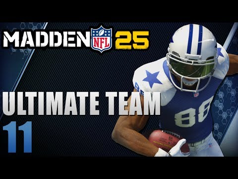 Madden 25 Ultimate Team Next-Gen PS4 : The Superbowl Ep.11