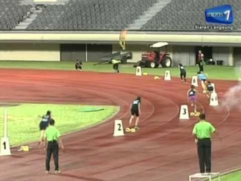 Hari Ke 4: Laporan Sukan Kebangsaan Brunei 2012