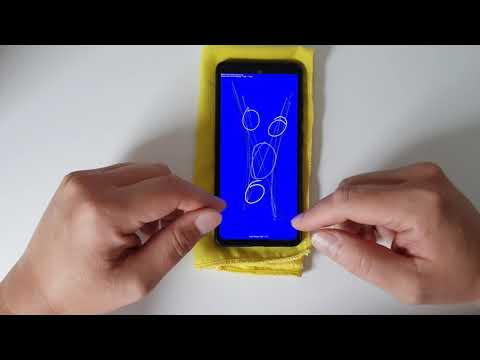 Galaxy S20 FE touchscreen issue - testing and reproducing - seems solved