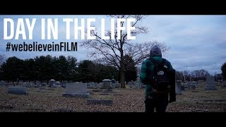 DAY IN THE LIFE | Analog Film Photographer | VLOG