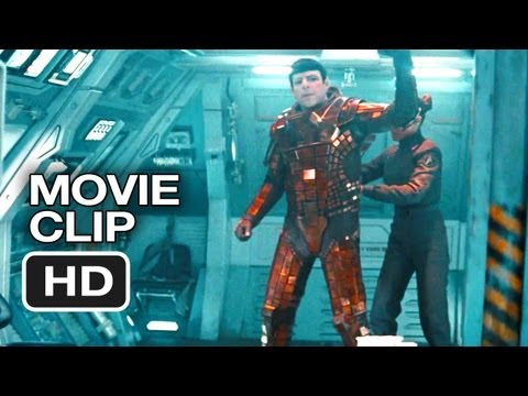 Star Trek Into Darkness Movie CLIP - You Got This (2013) - Chris Pine Movie HD