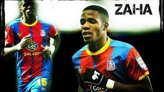 Wilfried Zaha vs Middlesbrough