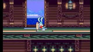 Longplay - Tiny Toon Adventures - Buster`s Hidden Treasure (1993)