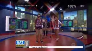 Talk Show Bersama Kojek - Enjoy Jakarta -IMS