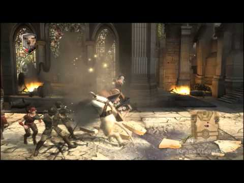 The Chronicles of Narnia: Prince Caspian Gameplay PC HD