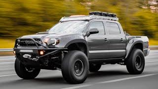 Lifting The Tacoma!! (Toyota Tacoma 3in lift kit)