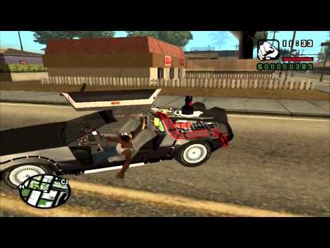 GTA: San andreas back to the future KATT edition episode 1 (1080p HD)