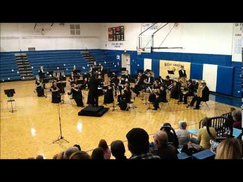 West Greene High School Band Christmas Concert 2013