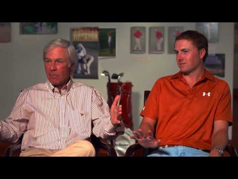 Golf Channel: Jordan Spieth and Ben Crenshaw Discuss Being Longhorns
