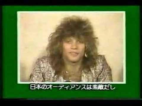 Bon Jovi - Undefined (Live)