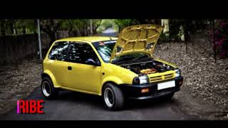 Old maruti Zen modified in india best ever modified