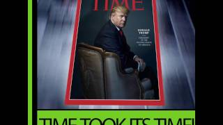 TIME names its person of year but it took time to get there