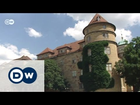Stuttgart - The State Capital   Discover Germany