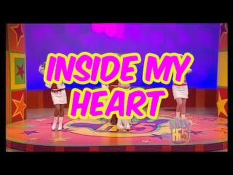 Inside My Heart - Hi-5 - Season 4 Song Of The Week video