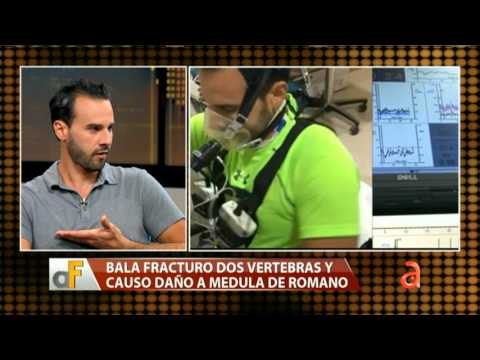 La historia de Gianluigi Romano un venezolano víctima de la violencia en Venezuela