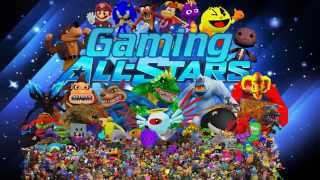 Gaming All Stars Remastered Trailer
