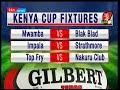 KTN News Scoreline - 24th February 2018: A loot at Kenya Cup Fixtures MP3