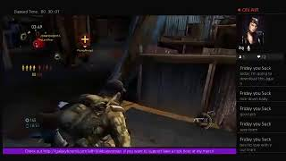 The Last Of Us /Supply Raid - - Multiplayer/  ps4