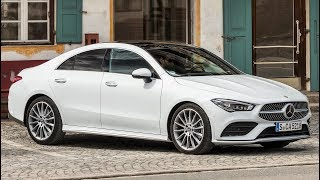2019 Mercedes CLA 220 d - Emotional And Intelligent Four-Door Compact Coupe