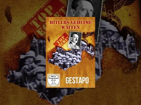 Hitlers geheime Waffen - Gestapo