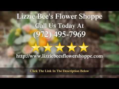 Wedding Flowers Dallas -- Lizzie Bee's Flower Shoppe Review