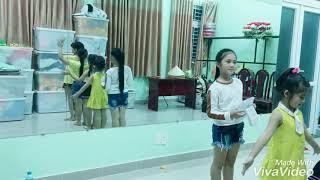 ClASS DANCE KID_Lớp Học Của Nắng