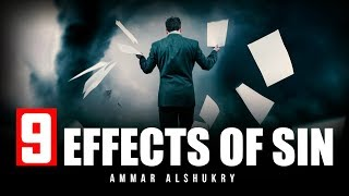 9 Ways In Which Your Sins Affect You! – Must Watch