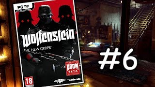 Wolfenstein: The New Order - Akční let's play | #6 | CZ/SK