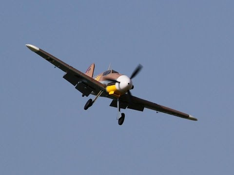 FMS BF 109F Warbird