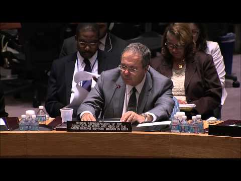 WorldLeadersTV: LIYBA NEETS SUPPORT in PEACEFUL TRANSITION: U.N. SECURITY COUNCIL
